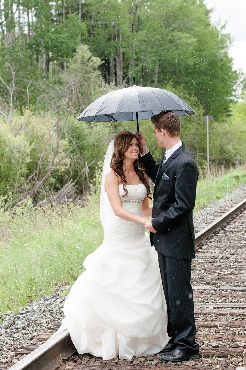 Kailee & Dominique's Wedding in Vanderhoof BC