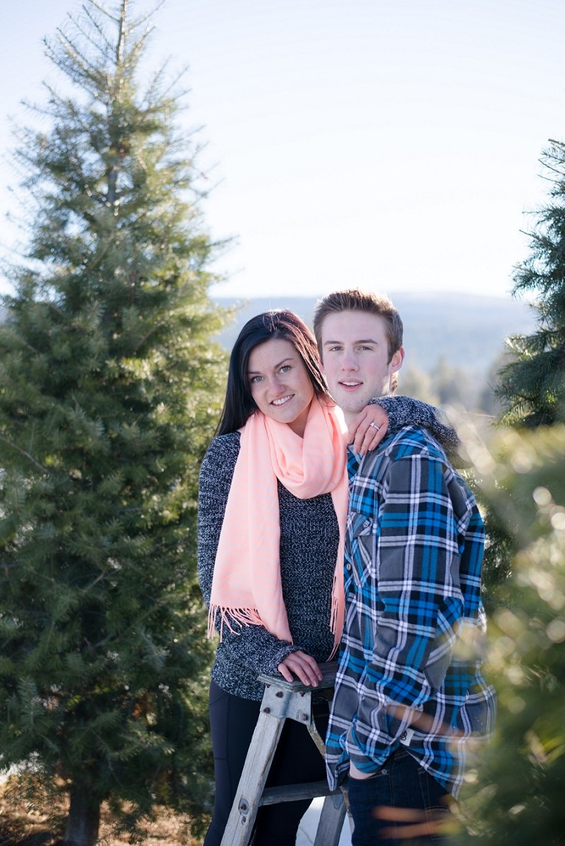 Engagement Photography Volkmanm Tree Farm Kelowna (19)