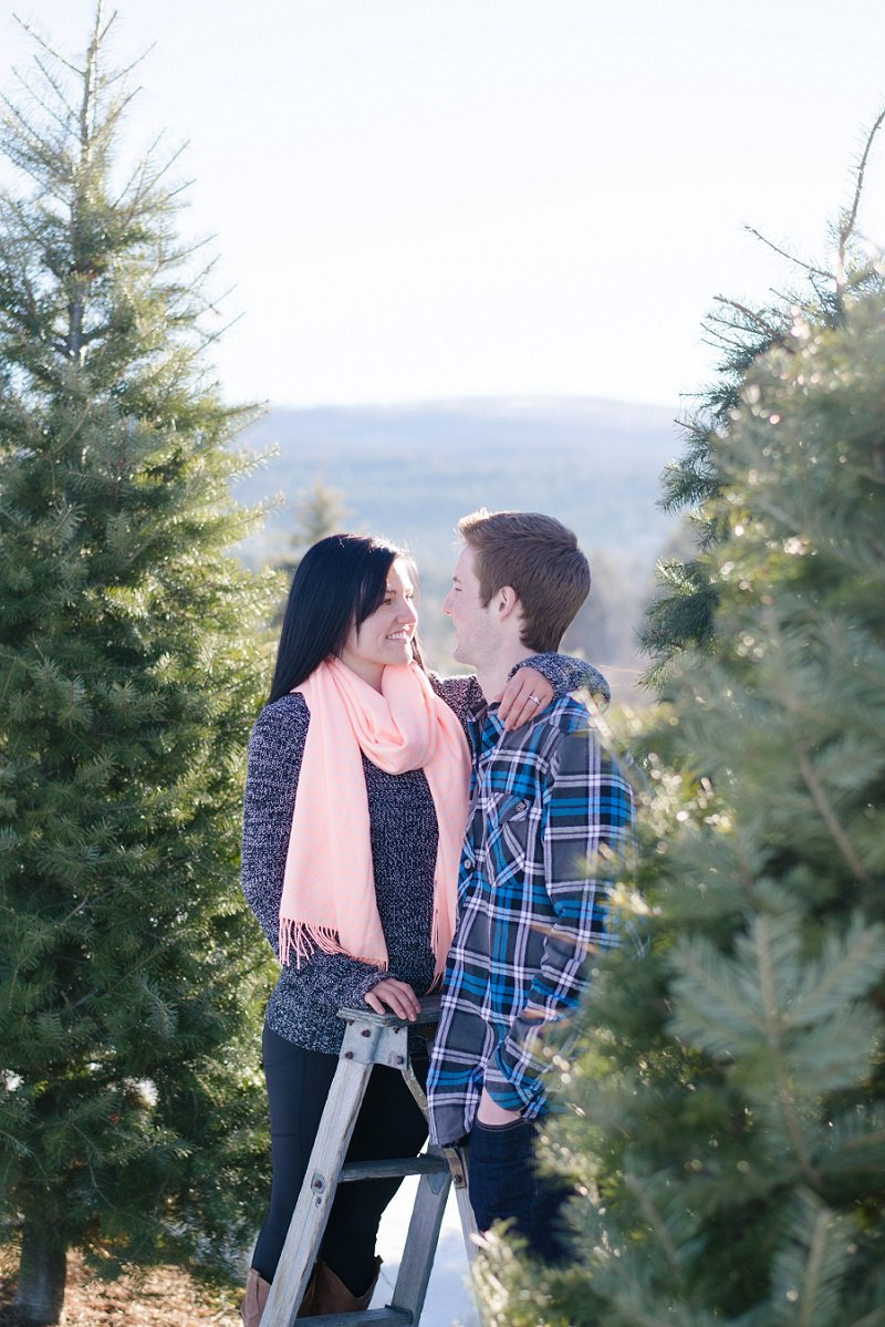 Engagement Photography Volkmanm Tree Farm Kelowna (20)