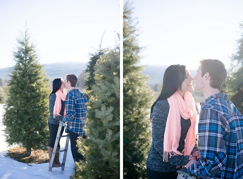 Engagement Photography Volkmanm Tree Farm Kelowna (21)