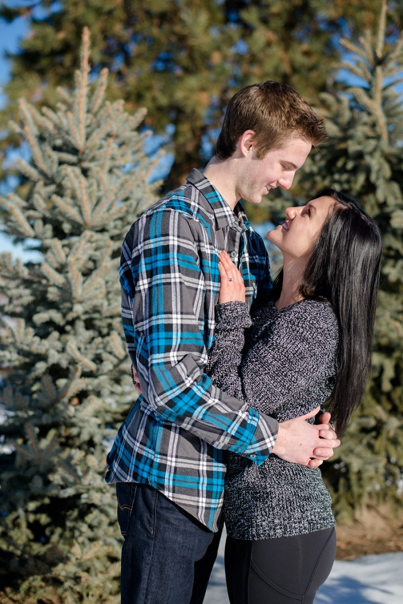 Engagement Photography Volkmanm Tree Farm Kelowna (26)