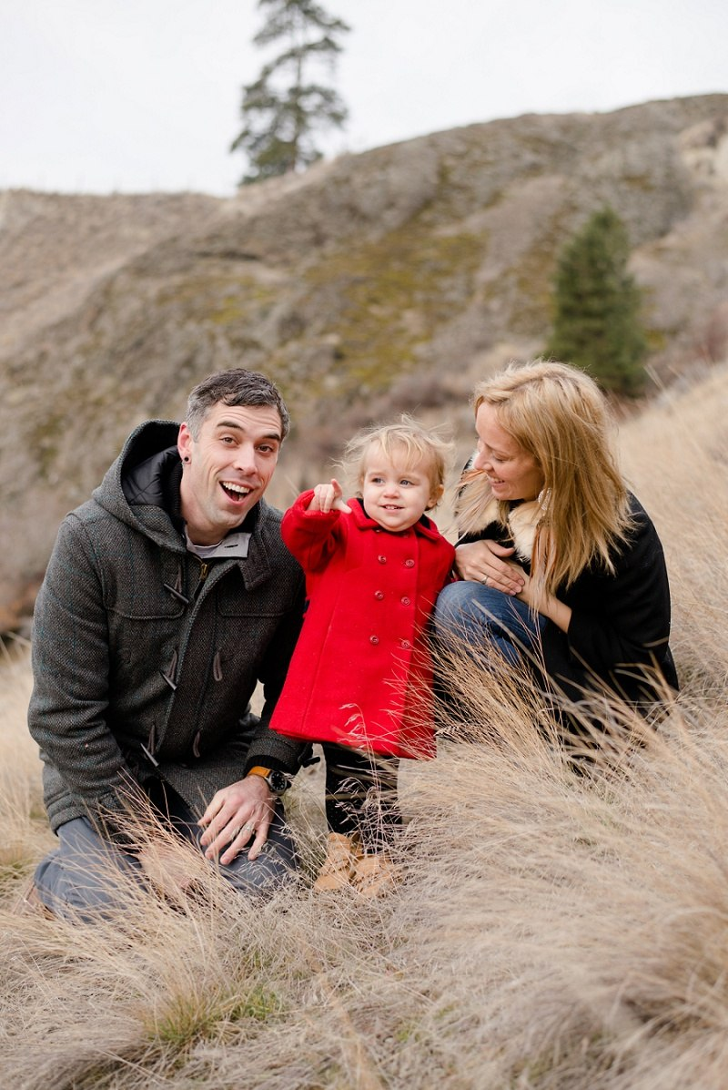 Family Photography on Knox Mountain