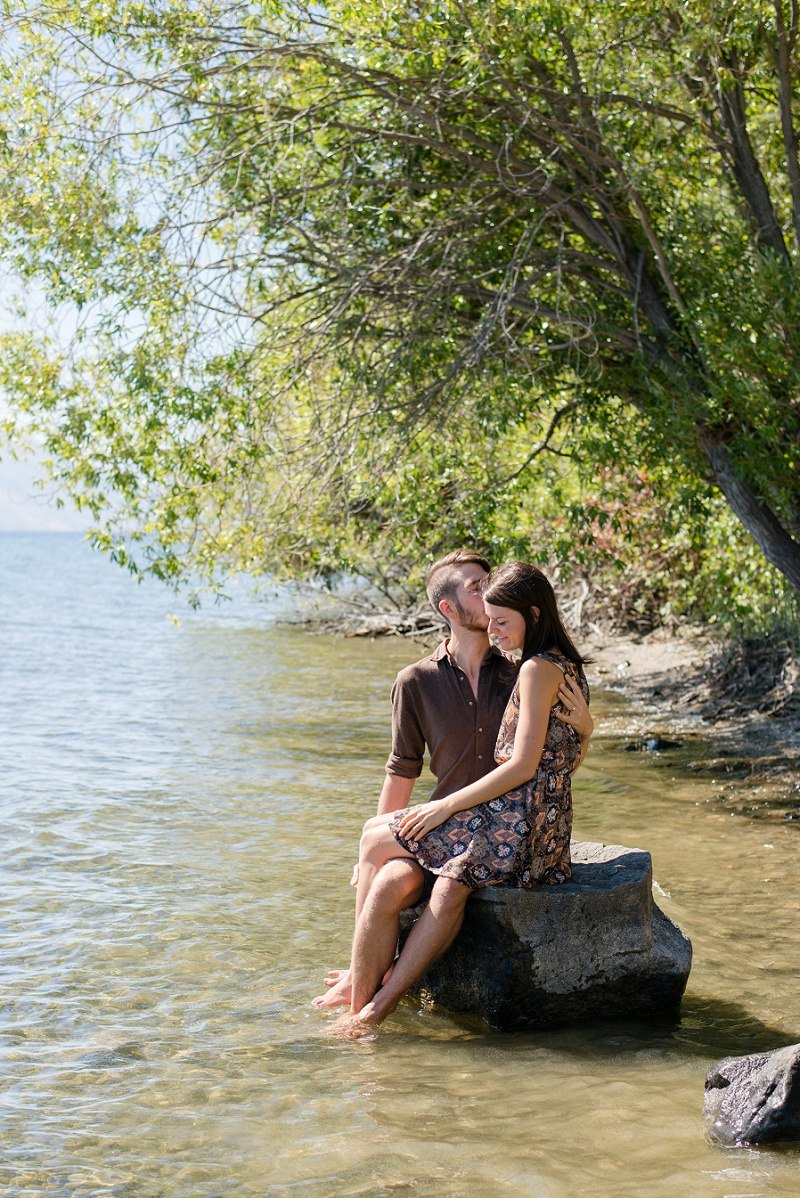 West Kelowna Engagement Photos