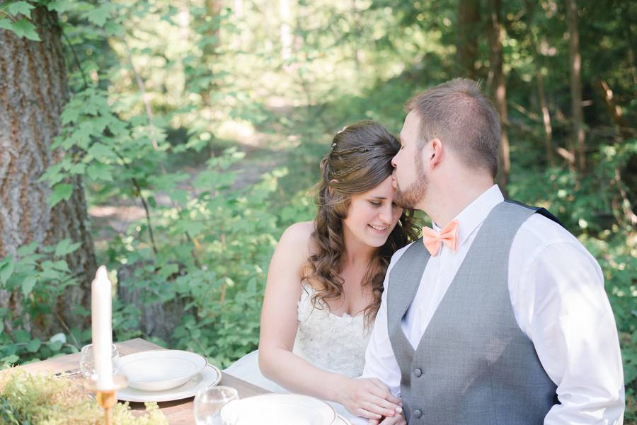 Angelene & Cody's Salmon Arm Wedding