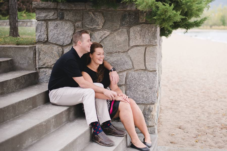 Sun-Oka Beach Engagement