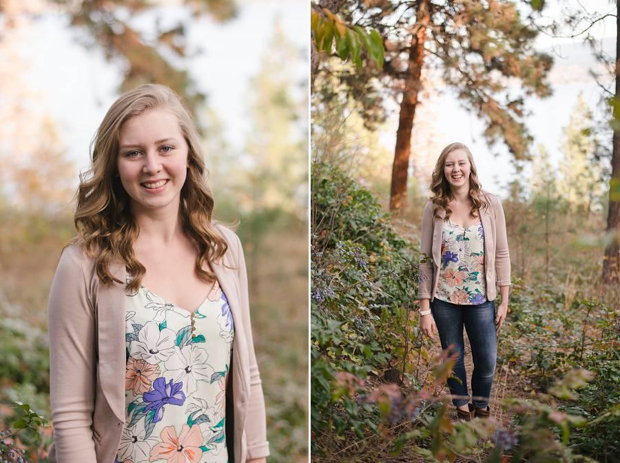 Anna's School Portraits, Kelowna