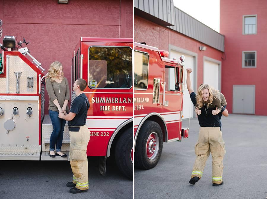 Summerland Fire Department Engagement