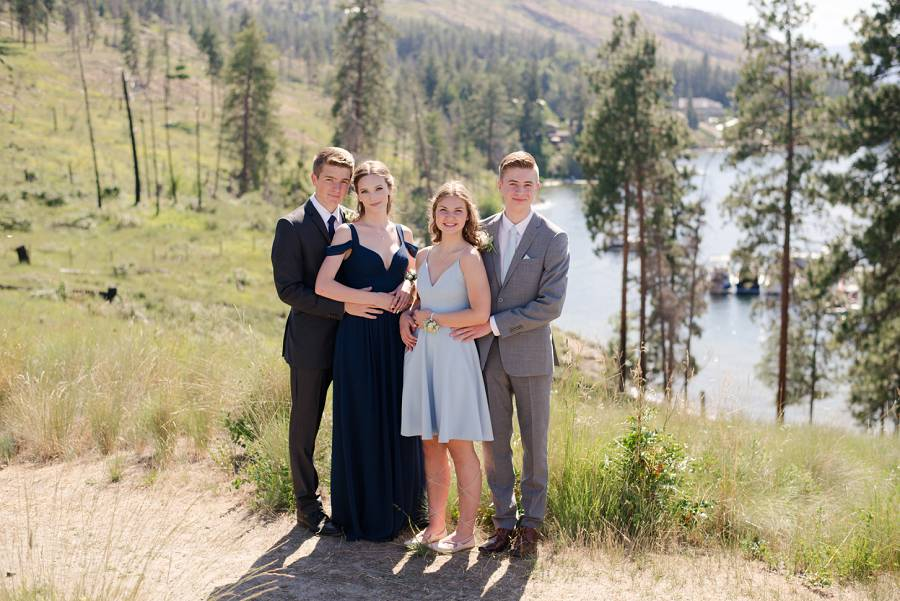 Grad Photography Kelowna, Bertram Creek Park (13)