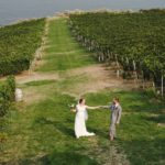 Alex & Steph's Summerland Wedding