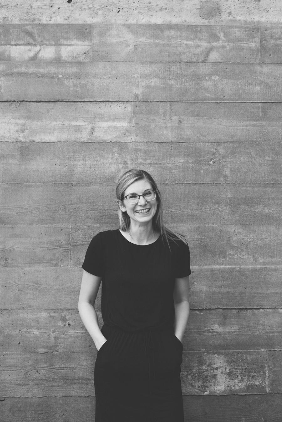 Headshot of Kristine Brevik smiling